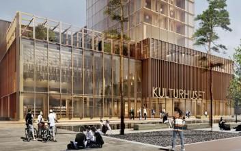 Οι ουρανοξύστες του μέλλοντος θα είναι ξύλινοι