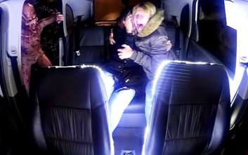 Εξωγήινη φάρσα «φρίκαρε» επιβάτες ταξί