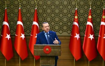 Ακραία πρόκληση από Ερντογάν που θέτει θέμα ελληνοτουρκικών συνόρων