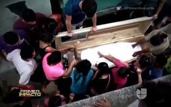Έθαψαν 16χρονη και την επόμενη μέρα άκουσαν φωνές από τον τάφο