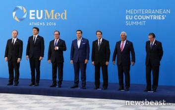 Τι συμφώνησαν στην Αθήνα οι ηγέτες του ευρωπαϊκού Νότου