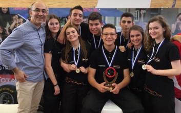 Στο Όστιν του Τέξας η Formula 1 ελλήνων μαθητών