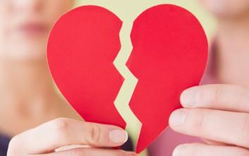 Ο μήνας των «διαζυγίων» φέρεται να είναι ο Σεπτέμβρης