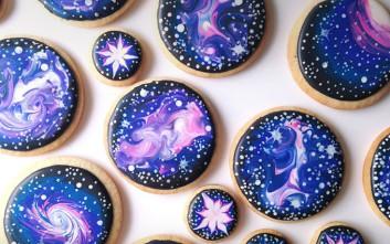 Λαχταριστά γλυκά από άλλο γαλαξία