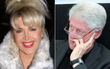 Τραμπ σε Χίλαρι: Θα καλέσω στο ντιμπέιτ την πρώην ερωμένη του Μπιλ Κλίντον