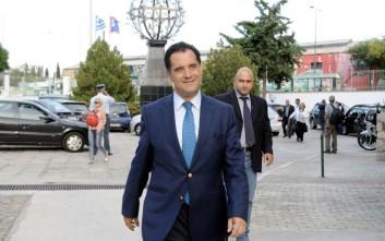 Άδωνις Γεωργιάδης: Έξι ουρανοξύστες θα χτιστούν στο Ελληνικό
