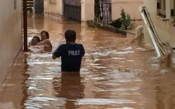 Παραμένουν αποκλεισμένα τρία χωριά στη Λακωνία