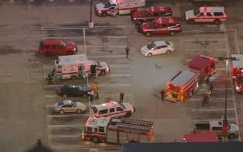 Έξι τραυματίες από τα πυρά σε εμπορικό κέντρο στο Χιούστον