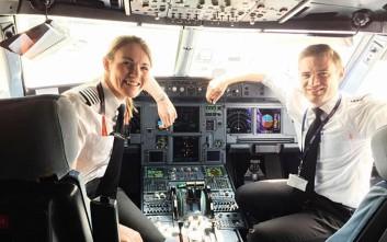 Αυτή είναι η πιο νεαρή επαγγελματίας πιλότος στον κόσμο