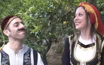 Το βίντεο από το γάμο της Κρήτης που έγινε viral