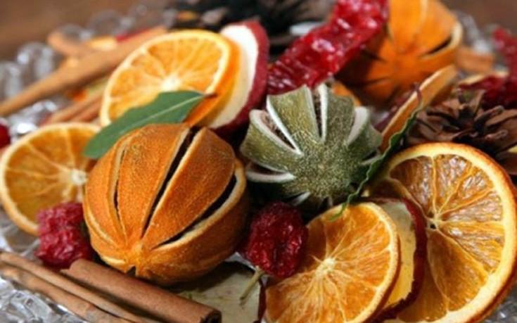 Εύκολες συνταγές για να μυρίζει όμορφα το σπίτι σας όλη τη μέρα