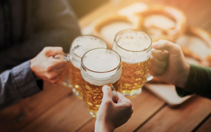Έξω ο χρυσός, μέσα οι μπίρες