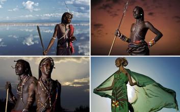 Η παραδοσιακή ζωή μιας φυλής στην Κένυα πριν την εξαφανίσει η τεχνολογία