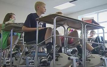 Μαθηματικός έβαλε ποδήλατα στα πόδια των μαθητών