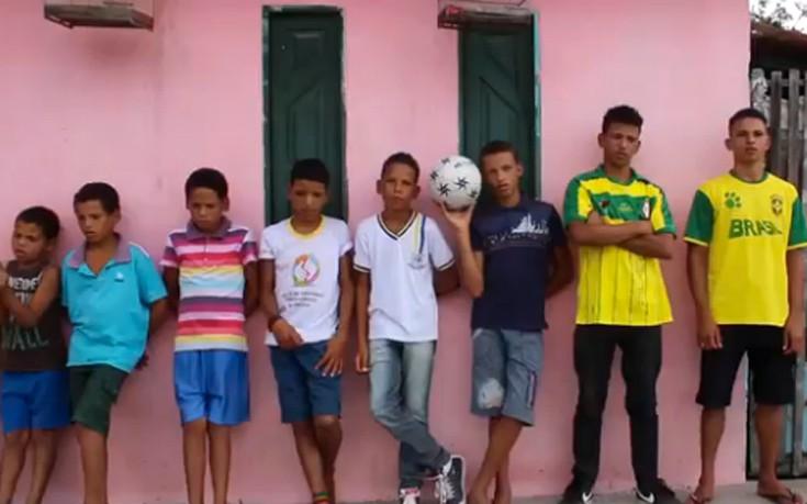 Ζευγάρι με 13 αγόρια δε θα σταματήσει μέχρι να αποκτήσει κορίτσι