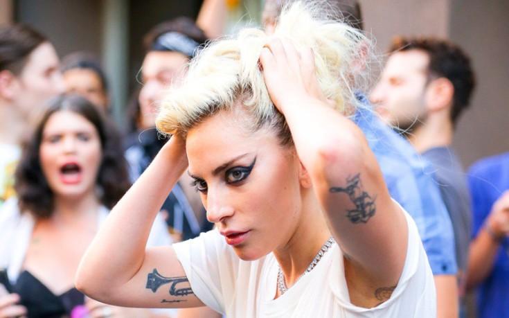Αφιερωμένο στη θεία της το νέο cd της Lady Gaga