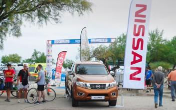 Δυναμικό «παρών» της Nissan στο «Θερμαϊκός Τρίαθλο 2016»