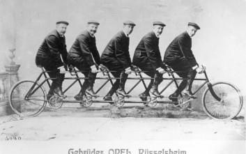 Ποδήλατα με ιστορία 130 χρόνων