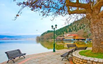 Λίμνη Ορεστιάδα, ένας καθρέφτης στην Καστοριά
