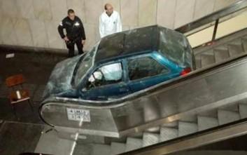 Ατυχήματα με αυτοκίνητα που δύσκολα γίνονται