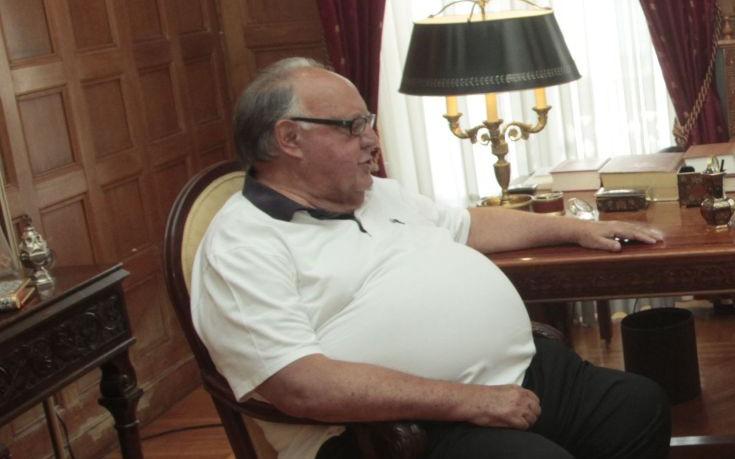 Πάγκαλος: Εγώ θα ψηφίσω Νέα Δημοκρατία