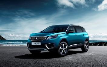 Το νέο Peugeot 5008 αποκαλύπτεται
