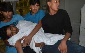 Άγριες συγκρούσεις ξέσπασαν τη νύχτα στο hotspot στη Μόρια