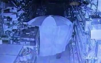 Ο κλέφτης που «καβατζώθηκε» ώστε να μην τον ανακαλύψουν με τίποτα