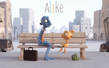 O Copy και ο Paste σε ένα animation για τη σχέση πατέρα-γιου