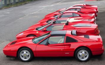 Βρετανός αγόρασε 6 Ferrari χωρίς καν να τις δει