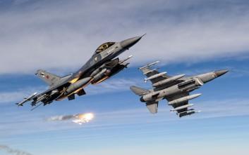Η Τουρκία προκαλεί και πάλι: F-16 πέταξαν πάνω από ελληνικά νησιά