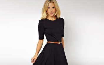 ad6cbfbbd838 Στιλιστικά τρικ για να είστε υπέροχη φορώντας μαύρα – Newsbeast