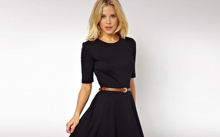 Στιλιστικά τρικ για να είστε υπέροχη φορώντας μαύρα