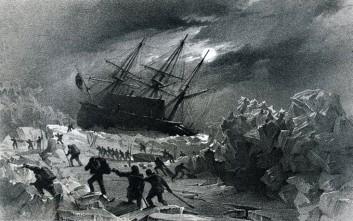 Το κουφάρι του πλοίου «Terror» βρέθηκε μετά από 170 χρόνια