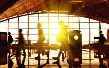 Αυξημένη 8,1% η κίνηση στα αεροδρόμια το φετινό οκτάμηνο