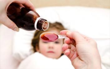 Η σωστή δοσολογία των παιδικών φαρμάκων