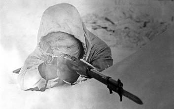 Ο φοβερός φινλανδός ελεύθερος σκοπευτής που είπαν «Λευκό Θάνατο»