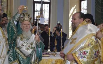 Τελέστηκε η πρώτη χειροτονία επισκόπου στη Σμύρνη από το 1922