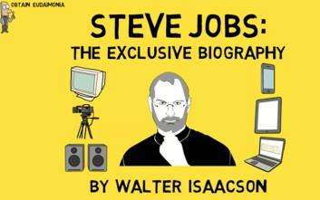 Η ιστορία του Steve Jobs μέσα από τη ματιά των animators