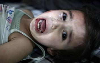 Το σοκαριστικό χρονικό της χρήσης χημικών όπλων στη μαρτυρική Συρία