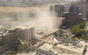 Κατέρρευσε κτίριο στο Τελ Αβίβ