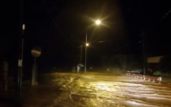 Πατουλίδου: Νέα βροχή θα κάνει τα πράγματα πολύ χειρότερα στο δήμο Θερμαϊκού