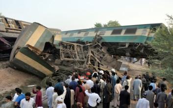 Τέσσερις νεκροί από τον εκτροχιασμό τρένου στο Μαρόκο