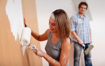 Δώστε χαρακτήρα στο φοιτητικό σας σπίτι με χρώματα ISOMAT!