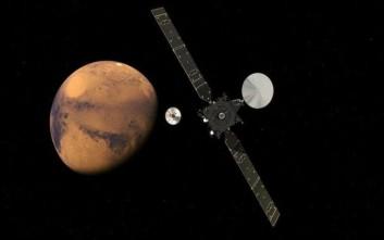 Ζωντανά η προσεδάφιση του σκάφους InSight της Nasa στον Άρη