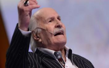 Πέθανε ο γηραιότερος εν ενεργεία ηθοποιός στον κόσμο