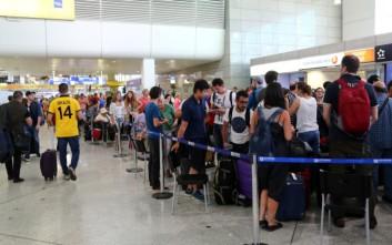 Έφτασαν τα 17 εκατ. οι επιβάτες στα ελληνικά αεροδρόμια το α' πεντάμηνο του 2019
