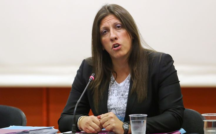 Γενική ανυπακοή για να πέσει το καθεστώς ζητά η Ζωή Κωνσταντοπούλου