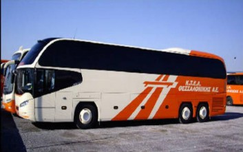 Θεσσαλονίκη: Μείωση 98% τζίρου στα ΚΤΕΛ - Έως 10 επιβάτες ανά δρομολόγιο