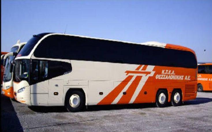 Απεγκλωβίστηκαν σώα 14 άτομα από λεωφορείο του ΚΤΕΛ